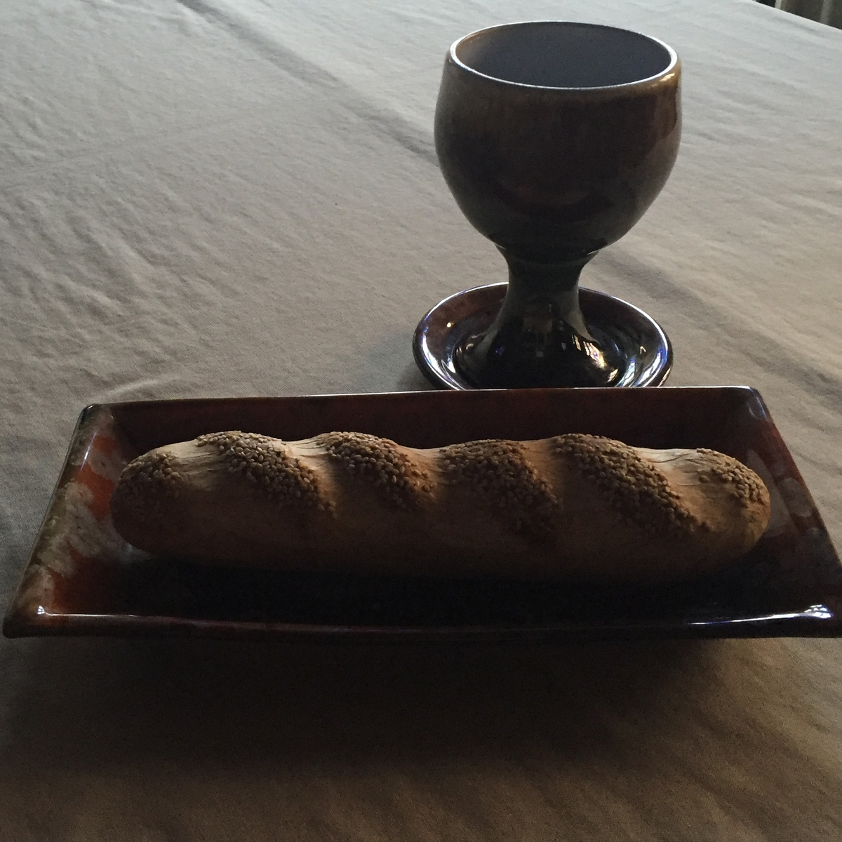<strong>Cancelled:</strong> Communion