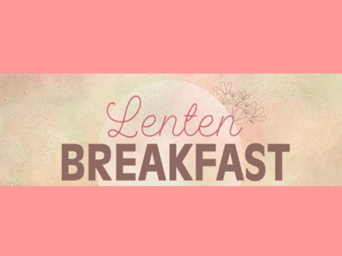 Lenten Breakfast